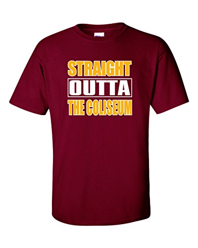 The Silo MAROON USC 'Straight Outta The Coliseum' T-Shirt YOUTH