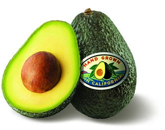 Avocados California Hass - Certified Organic Six Pounds ()