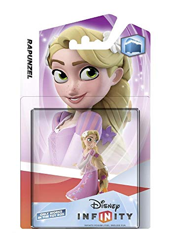 Disney Infinity Character - Rapunzel (Xbox 360/PS3/Nintendo Wii/Wii U/3DS) (Disney Tangled Wii)