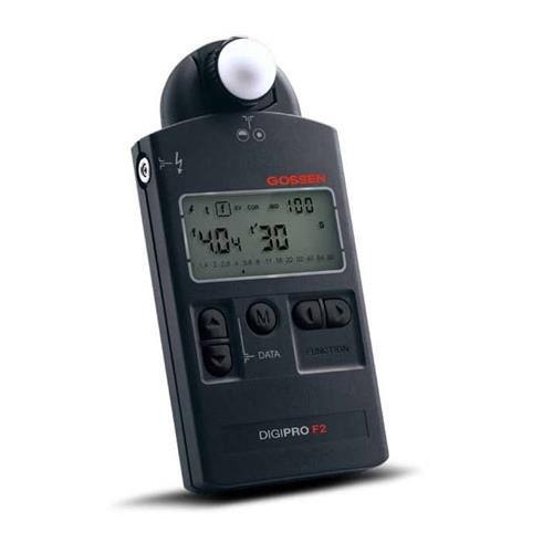 Gossen GO 4033-2 Digipro Light Meter F2 ()