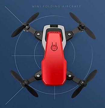 SDGSGSGDF Mini Drone Plegable estándar de Cuatro Ejes de batería ...