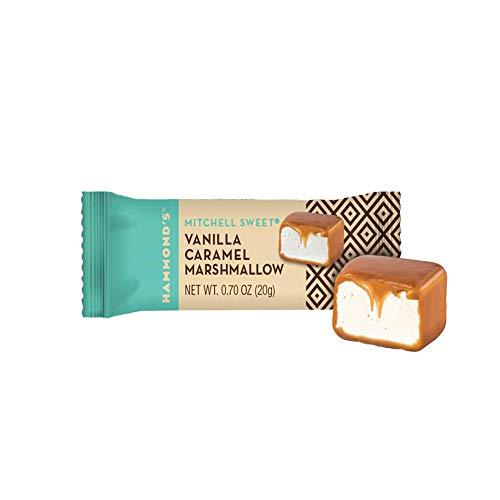 Hammonds Vanilla Caramel Marshmallow (6 PACK) Gourmet Caramel Marshmallow