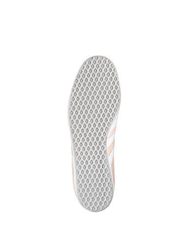 adidas Gazelle, Scarpe da Ginnastica Unisex Adulto rosso