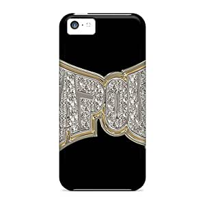 Bumper Hard Cell-phone Cases For Iphone 5c (Xaw1351JBiu) Allow Personal Design Realistic Tapout Series
