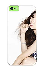 MYFQDxJ3390VufOf Tpu Phone Case With Fashionable Look For Iphone 5c - Hyuna Case For Christmas Day's Gift