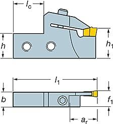 Sandvik Coromant MS-RF151.23-26-30 Steel...