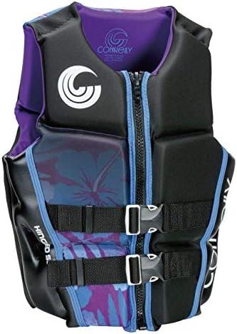 コネリー LUTOS ネオプレン 女性 ライフジャケット JCI予備検査承認 CONNELLY 水上オートバイ ウエイクボード ジェットスキー PRPMO レディースS