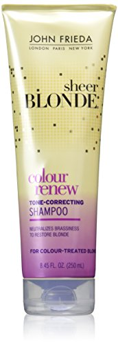 John Frieda Sheer Blonde Color Renew Tone Restoring Shampoo - 8.45 oz (John Frieda Blonde Sheer Shampoo)