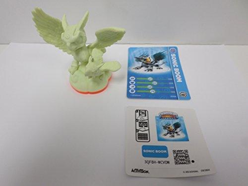 Skylanders Giants Single LOOSE Character Sonic Boom Glow-in-the-Dark (Includes Card & Online Code)