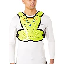 Ufo Fluo Yellow Reactor 2 Evolution Mx Chest Protector (Default, Yellow)