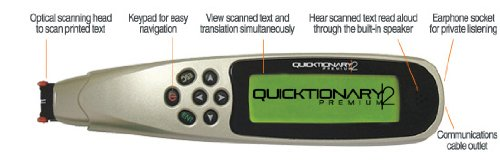Quicktionary 2 Premium English-Korean - Korean Dictionary Electronic
