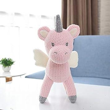 Amazon.com: Lefang - Muñeca de punto con forma de animal ...