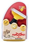 Furgopet Fur Go Pet 00209 Large Dog Deshedder Tool