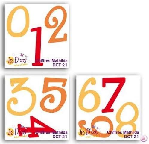 Matrice Nombre Tableau Changeant Couleur Thé Tasse de Café 11 OZ environ 311.84 g wellcoda