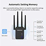 WiFi Range Extender 1200Mbps Booster Repeater
