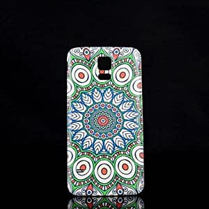 QHY Samsung S5 I9600 compatible Graphic/Special Design Plastic Back Cover