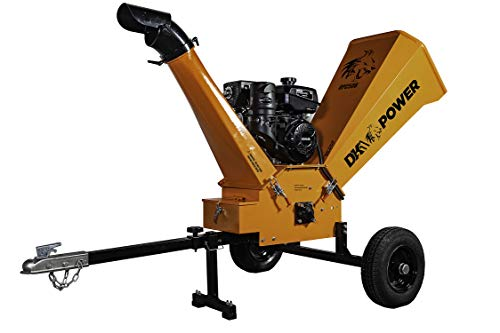 Best Price! DK2 Power 14HP 6 Gas Powered Chipper Shredder with Kohler Engine OPC506