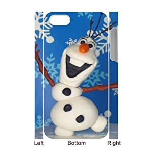 iphone 4 4S 3D Phone Case Olaf Q2Q1Q98875