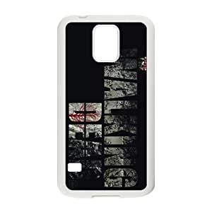 The Walking Dead Phone Case for Samsung Galaxy S5 Case by mcsharks
