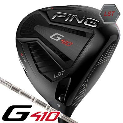 PING(ピン) G410 LST ドライバー PING TOUR 173-75 カーボンシャフト メンズゴルフクラブ 右利き用 B07SVLB466 ロフト角(10,5度) FLEX-S