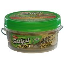 Gulp! Alive! Shrimp/Peeler Crab Asstmnt, Varied, Soft Bait - Varied