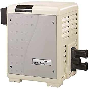 Pentair 460737 MasterTemp High Performance Eco-Friendly Pool Heater, Propane Gas, 400,000 BTU