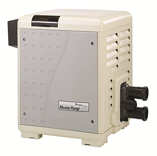 PENTAIR WATER POOL AND SPA 461021 400 ASME Natural Gas Heater by Pentair