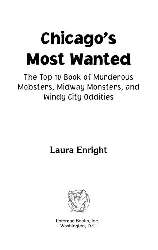 Windy City Customs (Chicago's Most WantedTM: The Top 10 Book of Murderous Mobsters, Midway Monsters, and Windy City)