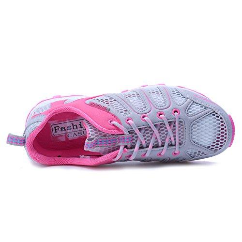 Shoes Water Boating Walking amp; Men Hiking Trail Women Shoes Pink CraneLin Sneaker for Outdoor EqwSYn4