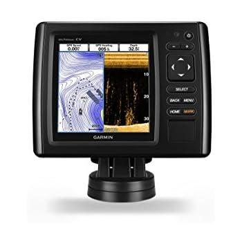 Amazon.com: Garmin GPSMAP 541s 5-Inch Waterproof Marine GPS ... on