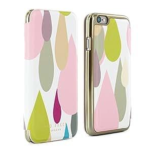 Ted Baker HS16espejo funda carcasa para Apple Iphone 6/6S–Alto Verano, compatible con iPhone 6 / 6S