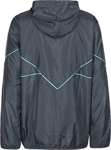 Tactical Adidas Da Giacca Grigio Windbreaker Tech Uomo PP46wx