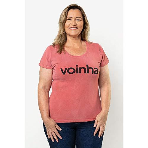 T-Shirt Feminina Voinha P
