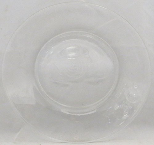"Fostoria Rose 7"" Salad Plate (Imperfect)"