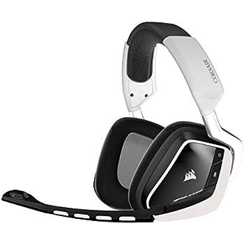 Corsair VOID Wireless RGB Gaming Headset, White