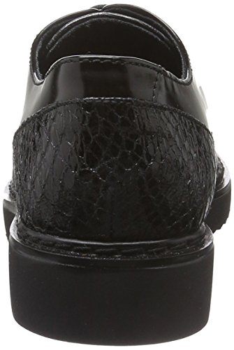 Flats Tamaris up 35 Women's 1 Black Lace 23607 098 1 q6T8qR4