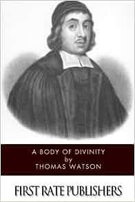thomas watson body of divinity pdf