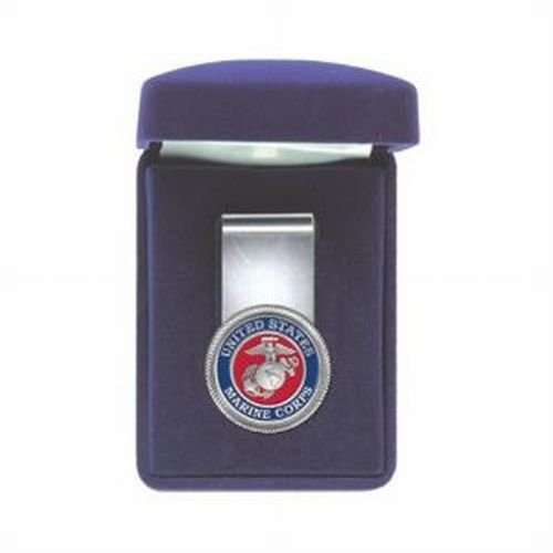 (United States Marine Corps Money Clip)