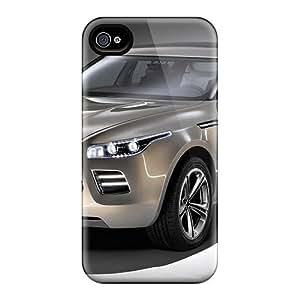 DaMMeke Case Cover For Iphone 4/4s - Retailer Packaging Aston Martin Lagonda Suv 2012 Protective Case by icecream design
