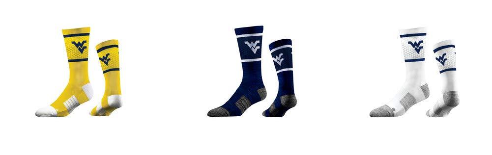 West Virginia Mountaineers Blue