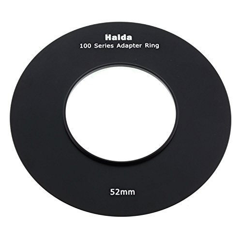 Haida 52mm Metal Adapter ring for 100 Series Filter Holder by Haida