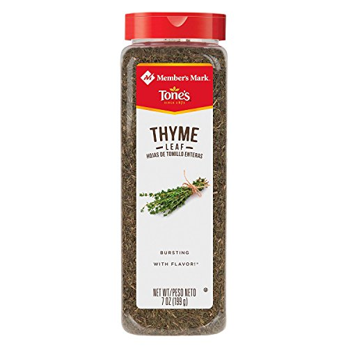 Member's Mark Thyme Leaves by Tone's 7 oz. (pack of 3) A1 by Member's Mark