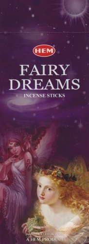 Fairy Incense - Fairy Dreams - 120 Sticks Box - HEM Incense