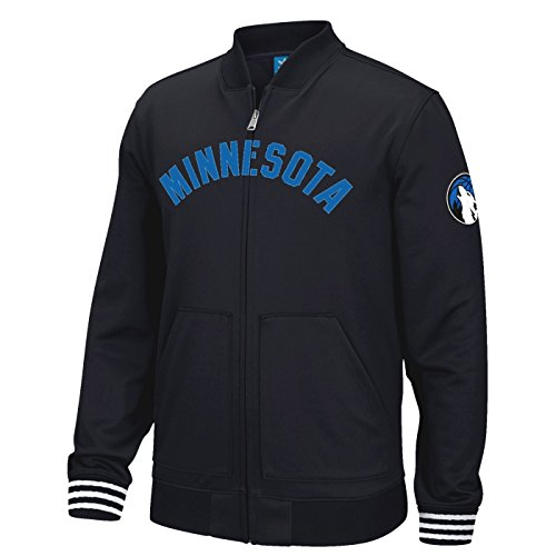 Adidas Nba Track Jacket - adidas Minnesota Timberwolves NBA Originals Men's Performance F/Z Track Jacket