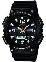 Casio Sports Black Watch AQS810W-1B