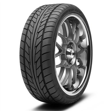 Nitto NT555 Extreme ZR Racing Tire 245/40ZR18 93W