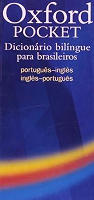 Oxford Pocket Dicionário Bilíngue Para Brasileiros - Port/Ing - Ing/Port