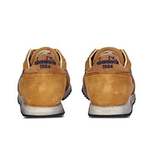 C6362 Per Mi Usato Uomo Sneakers Heritage Diadora E Blue Ocra Donna deep Basket FaqwXxHH4z