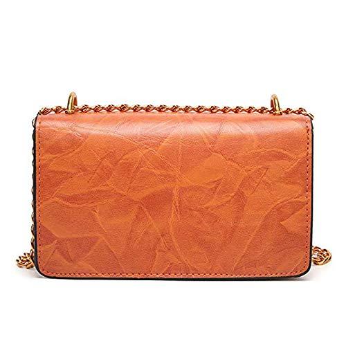 Simple Cuir Bag Main Sangle 2019 Mini Lady Sacs Pink Chaîne Femme En La Sac Couches Bébé Pu Porter À Bandoulière Mode Fille Épaule Été Rétro Étui RAS8wq