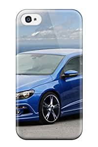 JEeyIQC3583xvBVg Case Cover Volkswagen Scirocco 33 Iphone 4/4s Protective Case